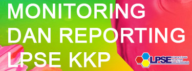 Monitoring & Reporting System LPSE KKP